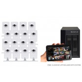 16 Camera Value Wireless IP CCTV System