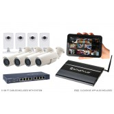 8 Camera Value IP CCTV System